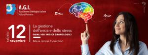 ANSIA E STRESS DALLA SCRITTURA